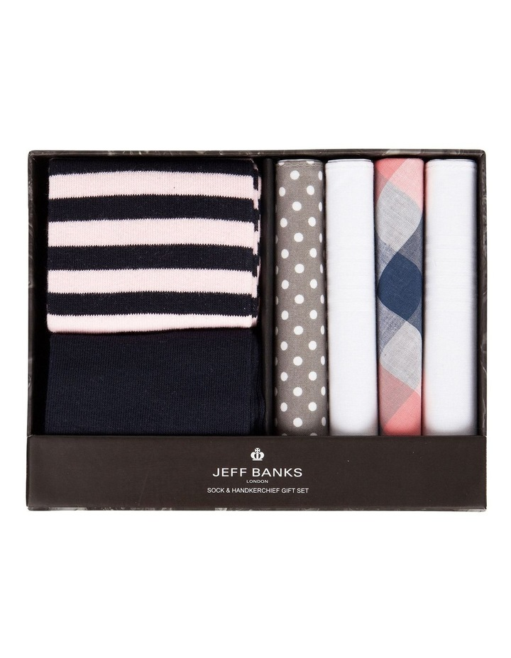 Sock And Hankie Gift Pack image 1