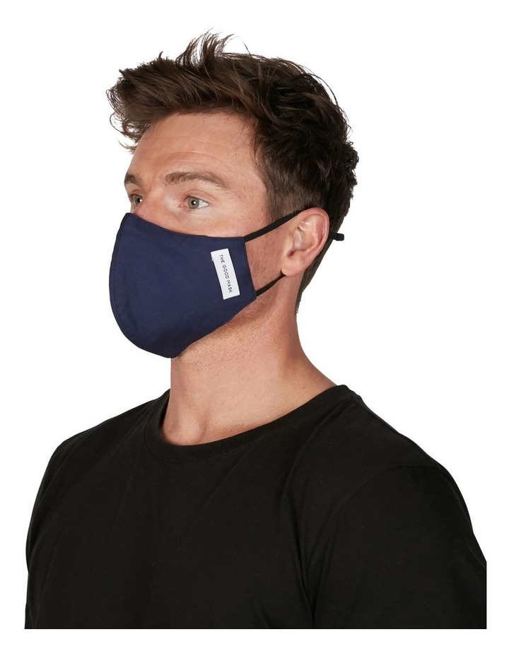 Triple Layered Face Mask Single Pack image 2