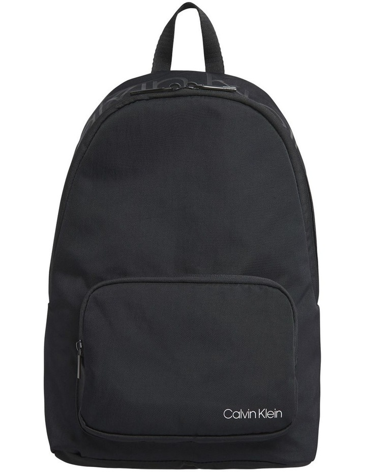 Recycled Polyester Backpack image 1