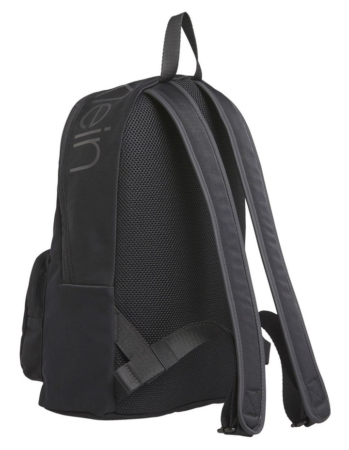 Recycled Polyester Backpack image 2
