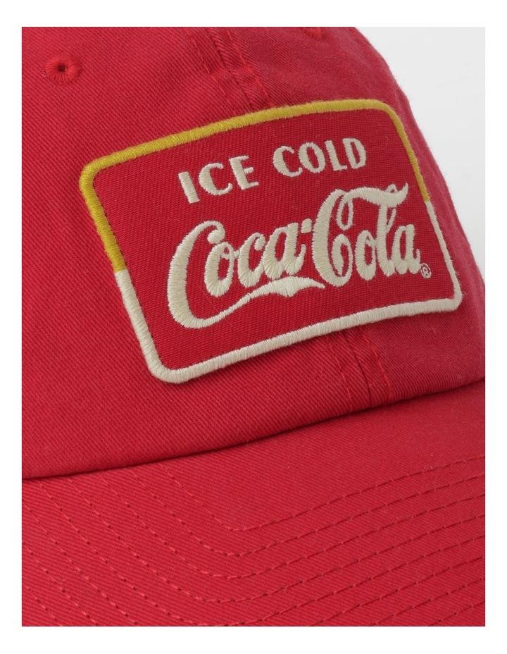 Ice Cold Coca-Cola Ball Park Cap image 4