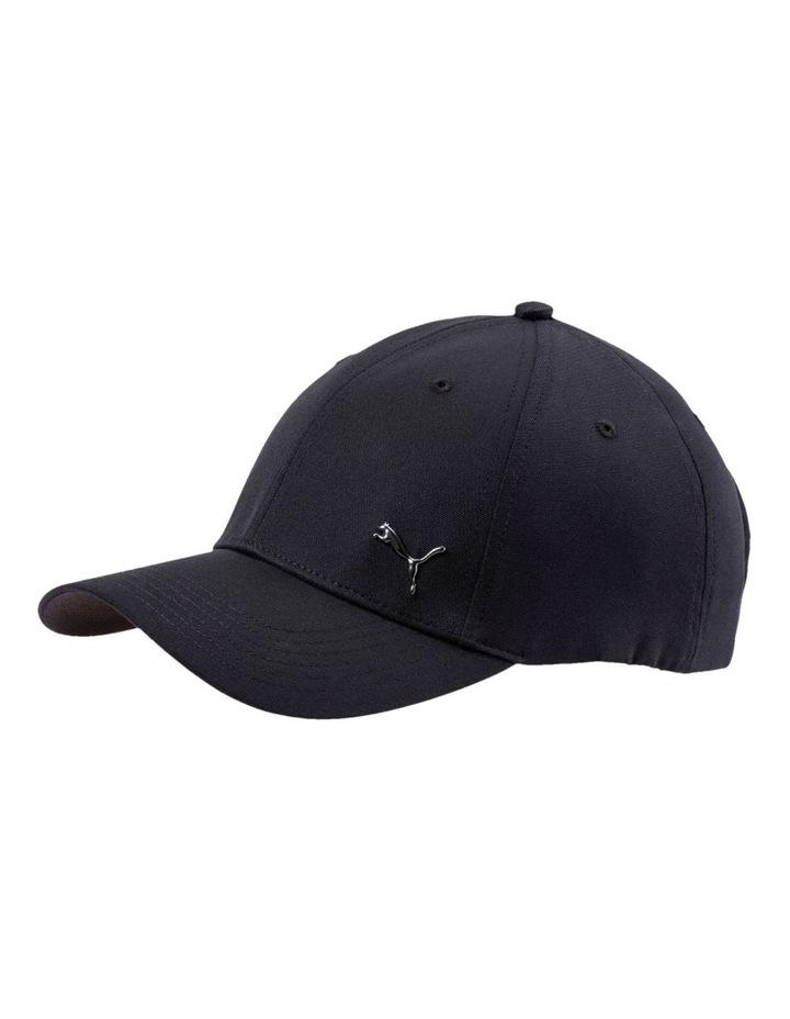Metal Cat Cap Black image 1