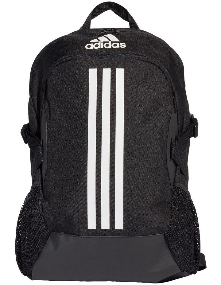 Power V Black Backpack image 1