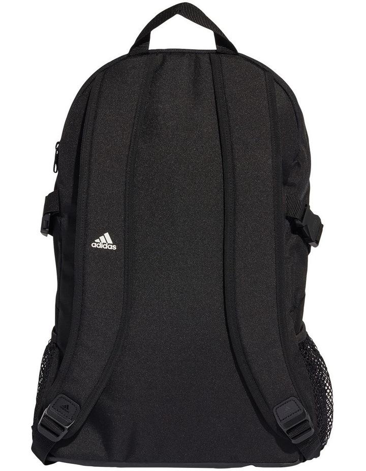 Power V Black Backpack image 2