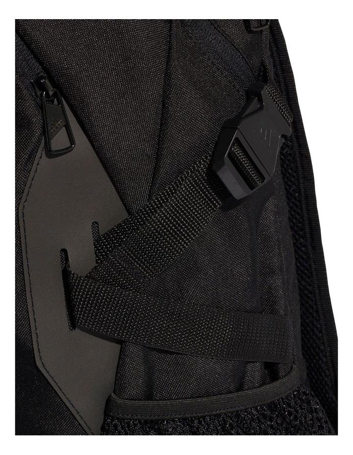 Power V Black Backpack image 5
