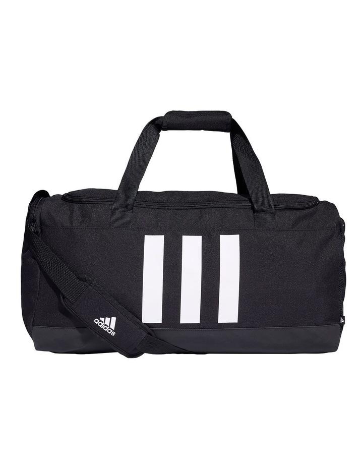 3S Black Duffle Bag image 1