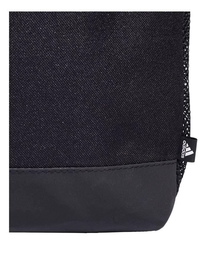 3S Black Duffle Bag image 4