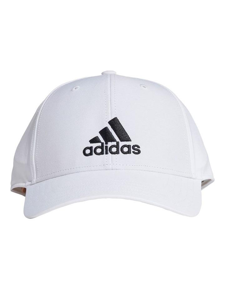 Baseball White Cap image 1