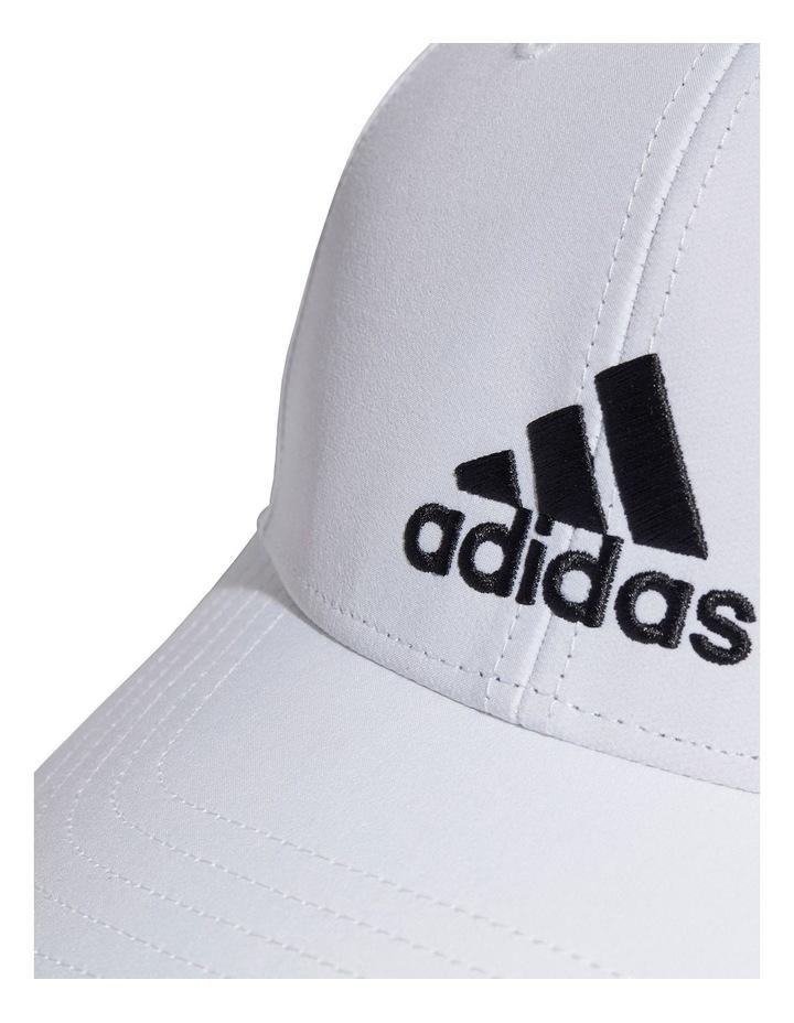 Baseball White Cap image 3