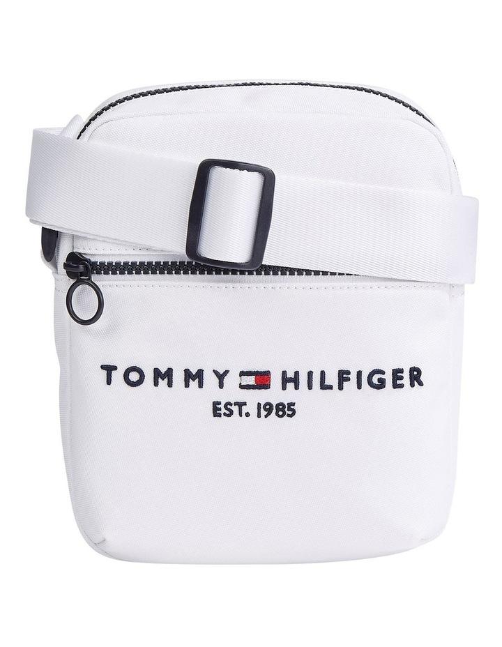Established Mini Reporter White Bag image 1