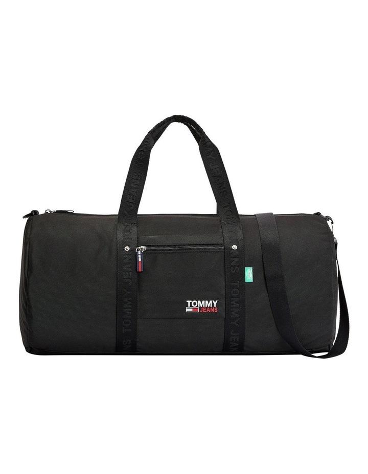 Campus Black Duffle Bag image 1