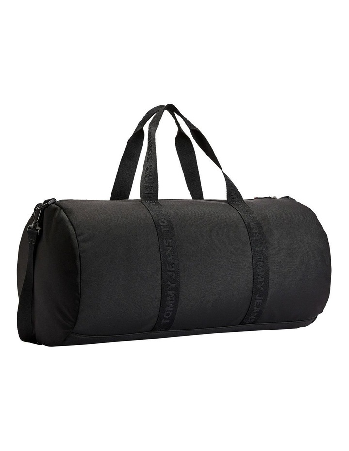 Campus Black Duffle Bag image 2