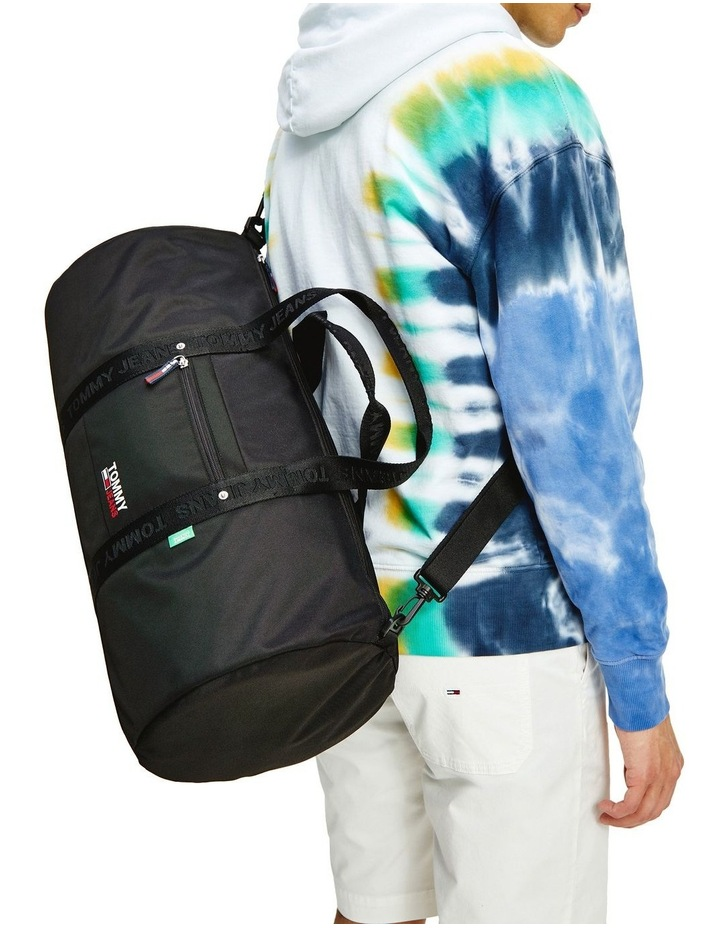 Campus Black Duffle Bag image 4