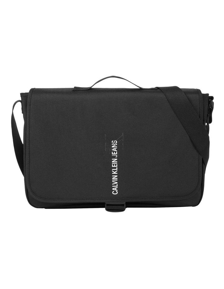 Messenger With Flap Outline Bag image 1