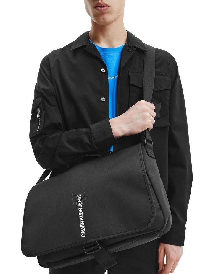 Messenger With Flap Outline Bag image 2