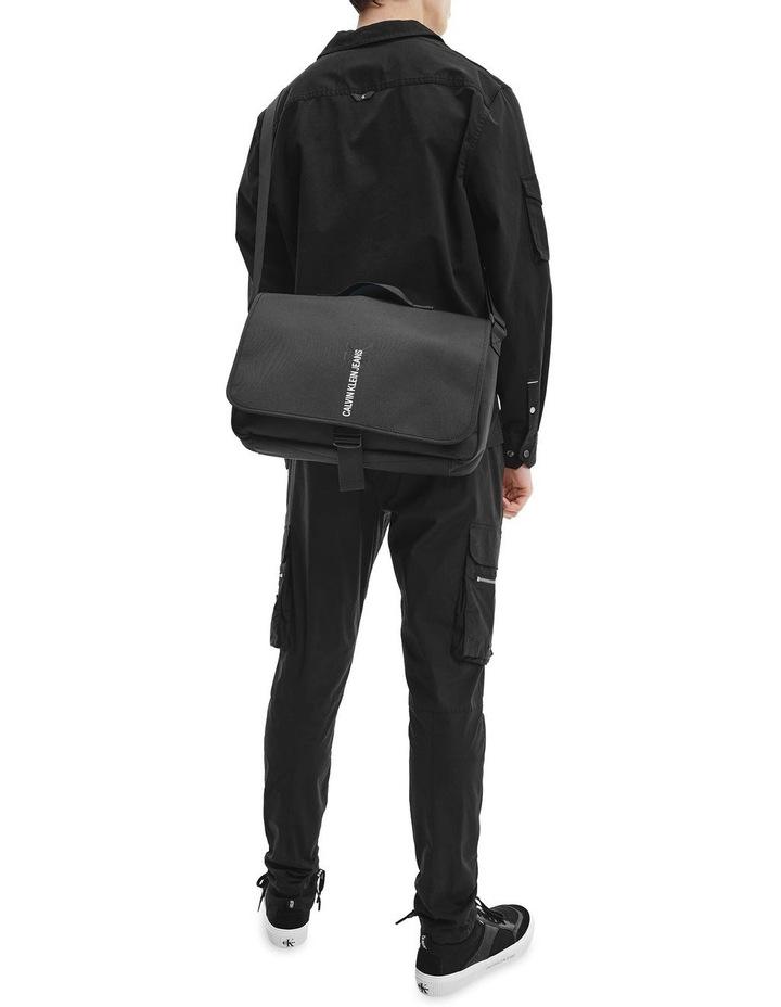Messenger With Flap Outline Bag image 4