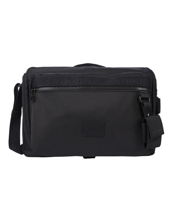 Messenger Black Bag image 1