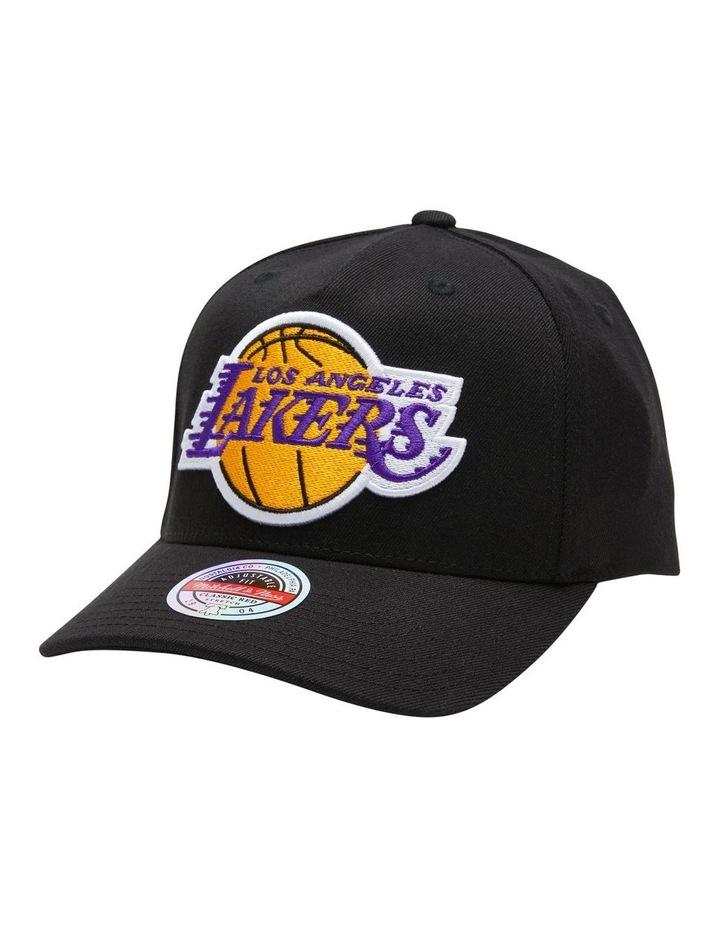Team Colour Logo Snapback Lakers  Black image 1