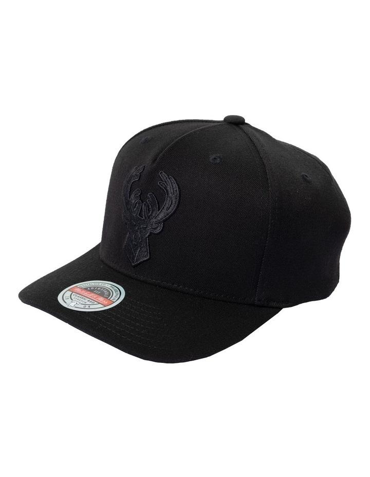 Black & Black Team Logo Snapback image 1
