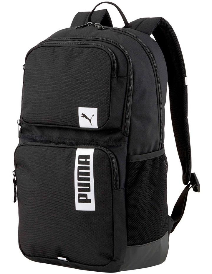 PUMA Deck Backpack II Black image 1