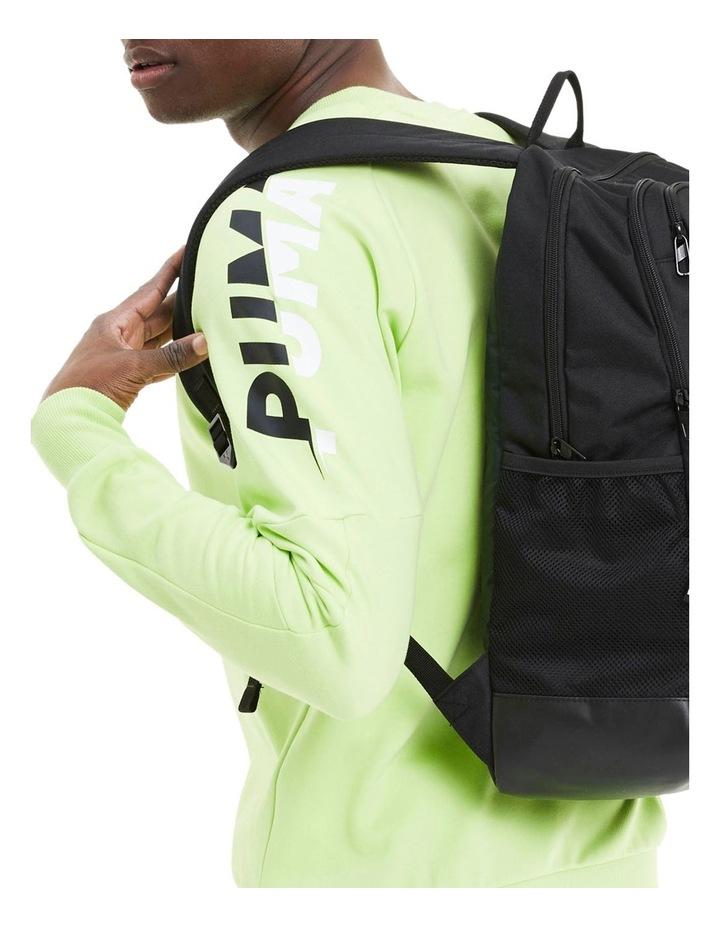 PUMA Deck Backpack II Black image 4