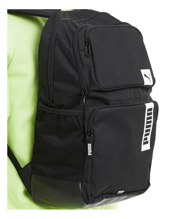PUMA Deck Backpack II Black image 5
