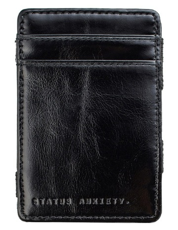 a68ab81b28 Status Anxiety Flip Wallet
