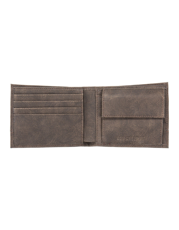 Bifold Wallet With Coin Pouch image 2