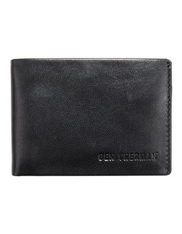 0207e0629 Ben Sherman Trifold Wallet