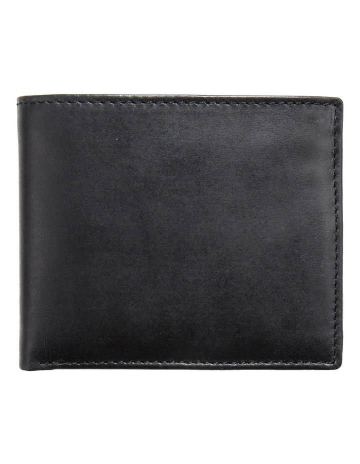Bifold Leather Wallet With Coin Pouch image 1