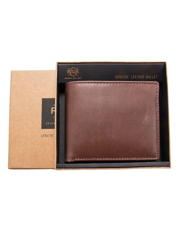 Bifold Wallet With Coin Pouch image 3