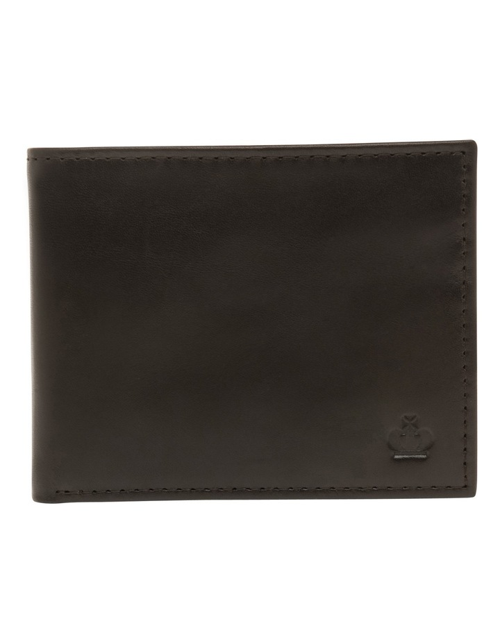 Leather Fold Wallet image 1