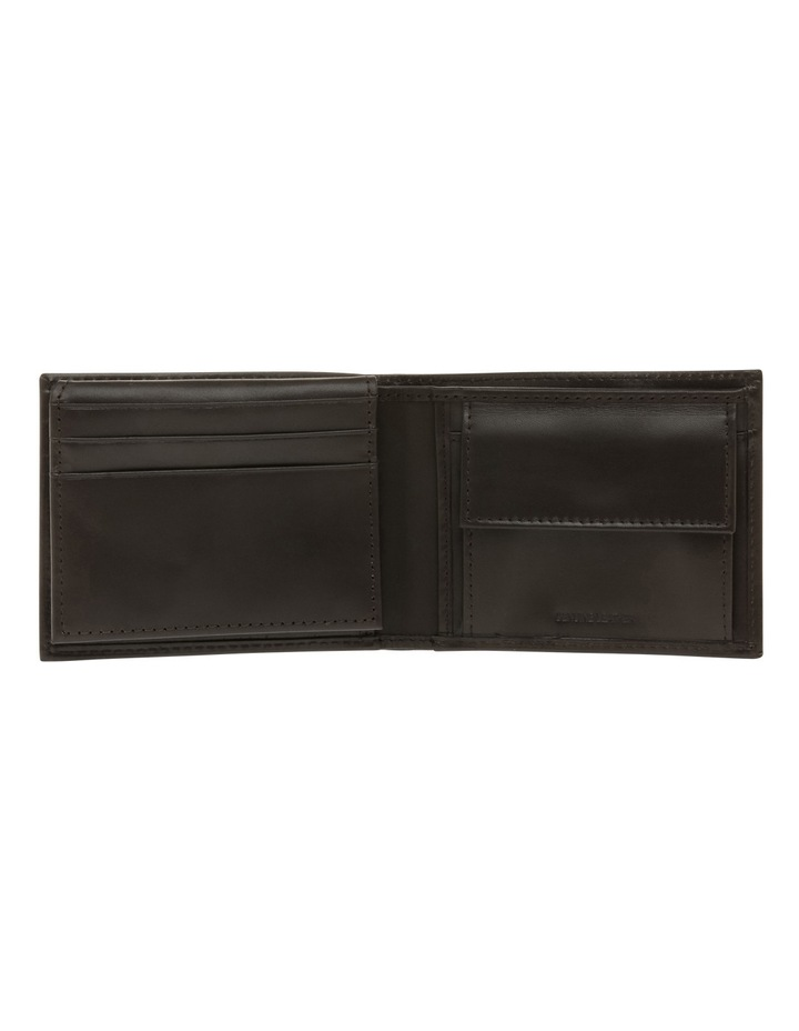 Leather Fold Wallet image 3