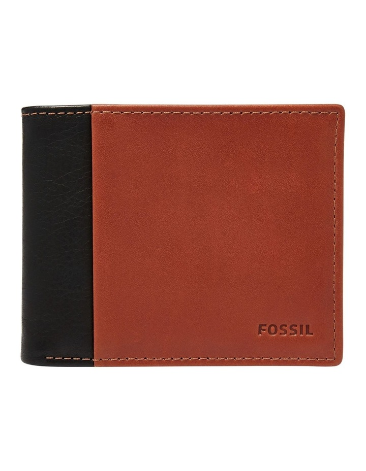 WARD BIFOLD WITH FLIP ID COGNAC image 1