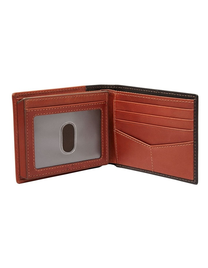 WARD BIFOLD WITH FLIP ID COGNAC image 2