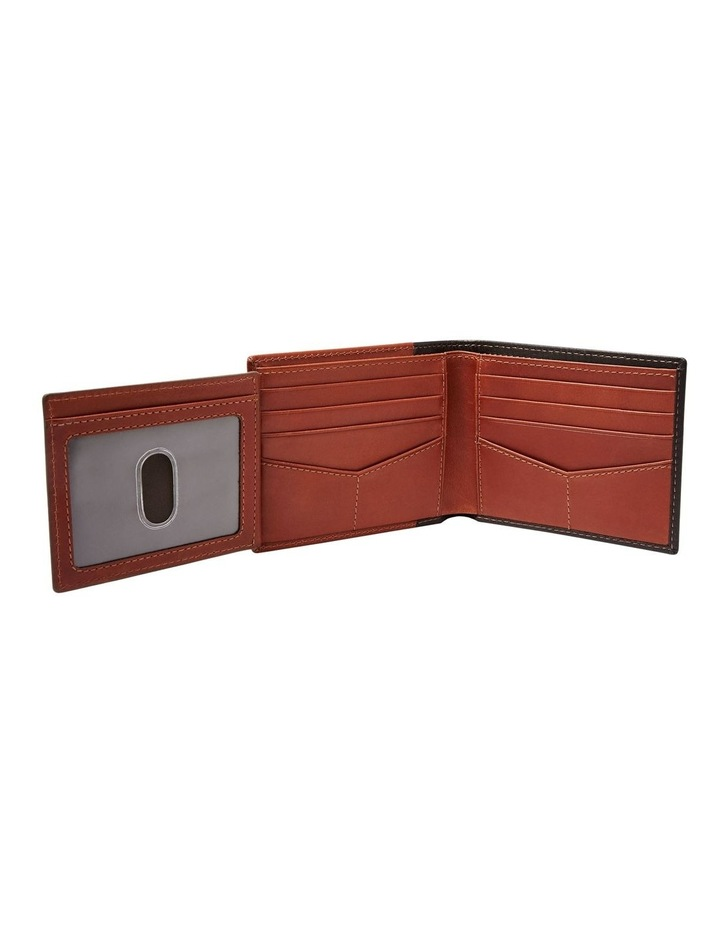 WARD BIFOLD WITH FLIP ID COGNAC image 3