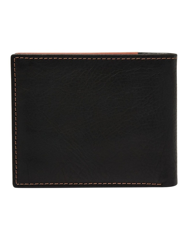 WARD BIFOLD WITH FLIP ID COGNAC image 4