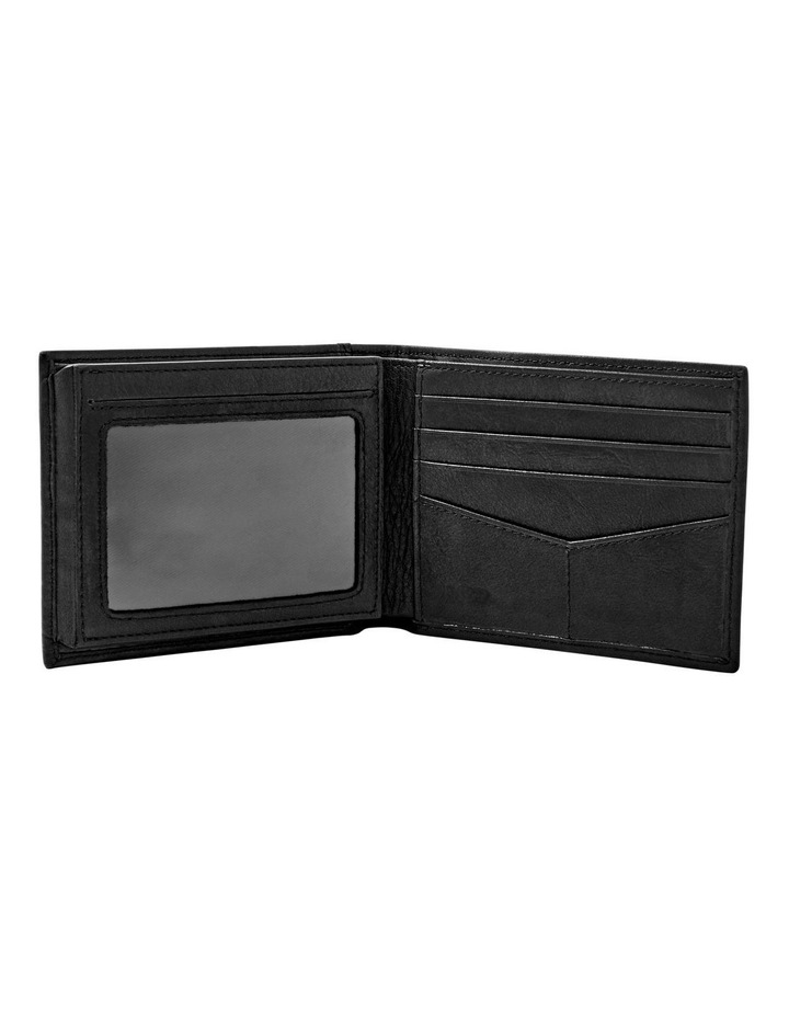 INGRAM BIFOLD WITH FLIP ID BLACK (RFID) image 2