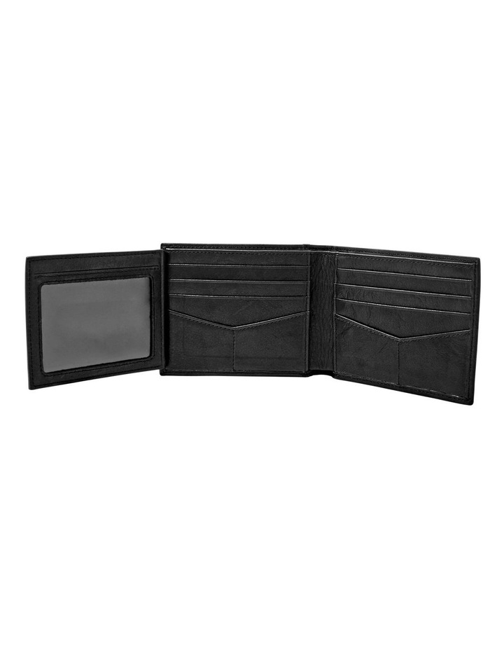 INGRAM BIFOLD WITH FLIP ID BLACK (RFID) image 3