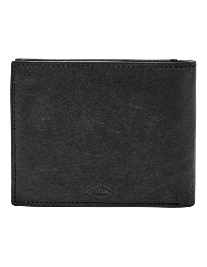 INGRAM BIFOLD WITH FLIP ID BLACK (RFID) image 4