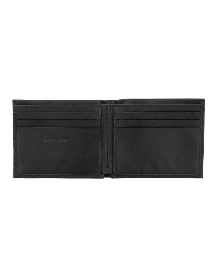 Smooth Plaque Slimfold Wallet image 2