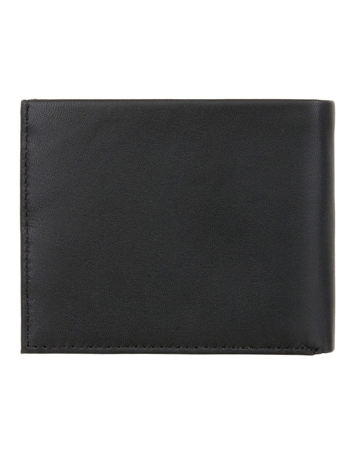 Smooth Plaque Slimfold Wallet image 3