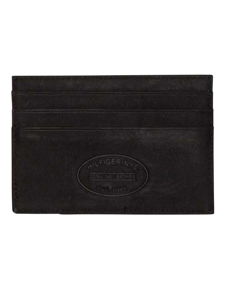 341195146f Tommy Hilfiger Leather Cardholder