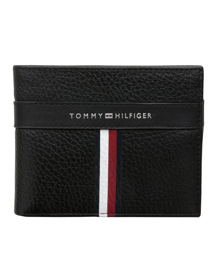 Corporate Leather Mini Credit Card Wallet image 1