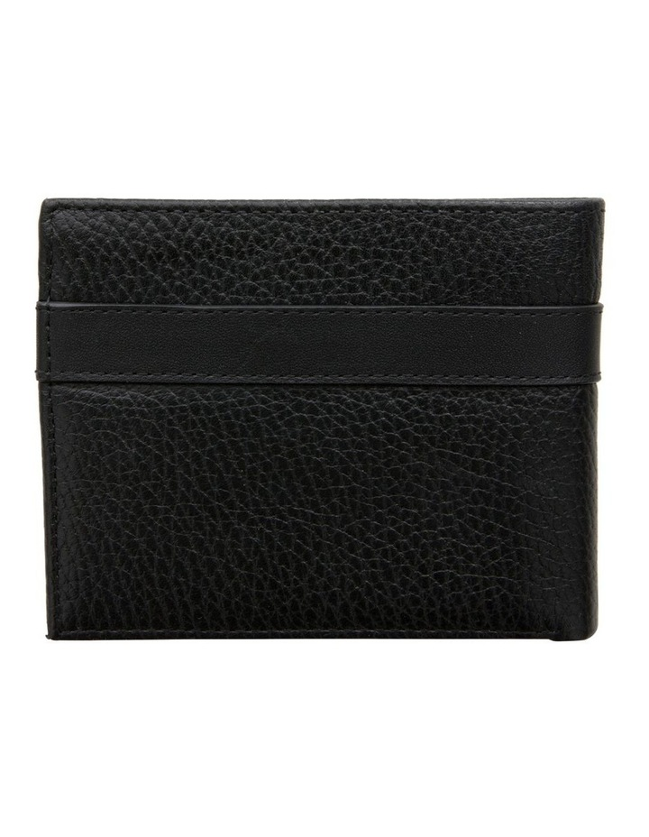 Corporate Leather Mini Credit Card Wallet image 2
