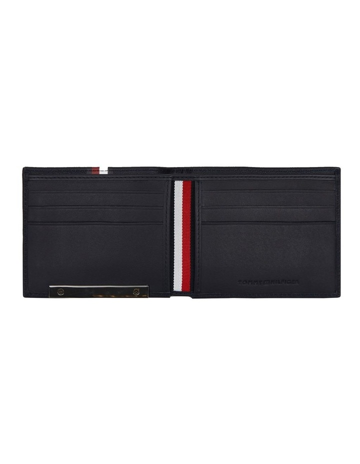 Small Stripe Card Wallet image 3