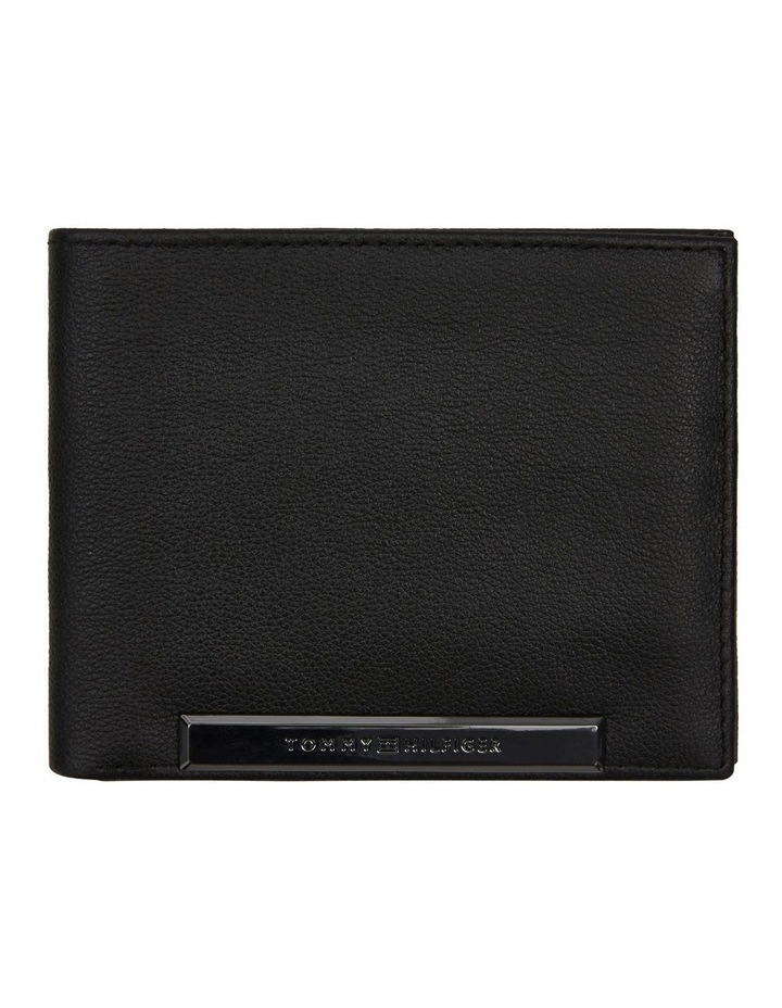 Small Leather Card Wallet image 1