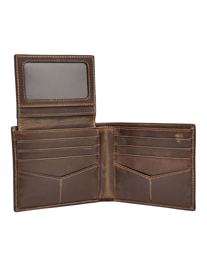 Derrick RFID Large Coin Pocket Bifold ML3771201 image 3