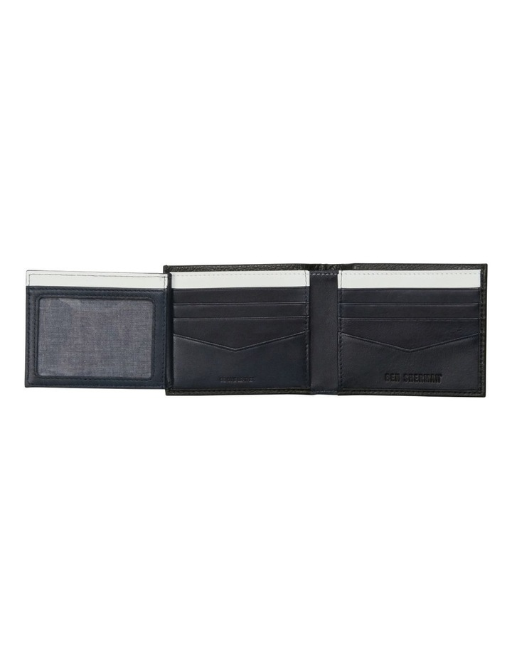 Bifold Wallet With Flip Out Id Window image 2