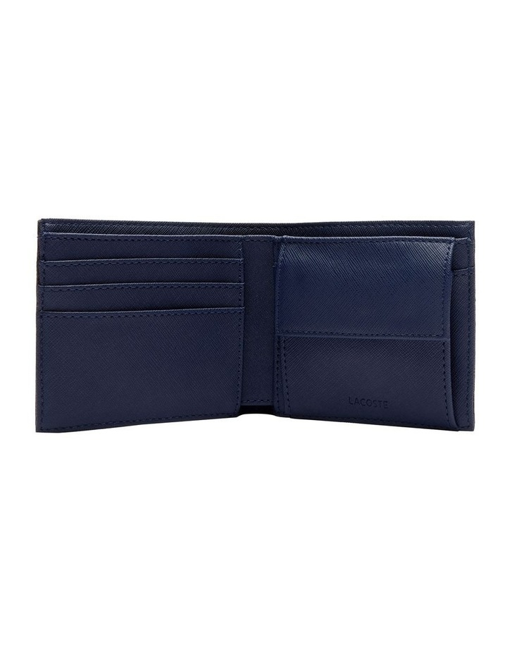 Mens Classic S Billfold Coin Peacoat image 2
